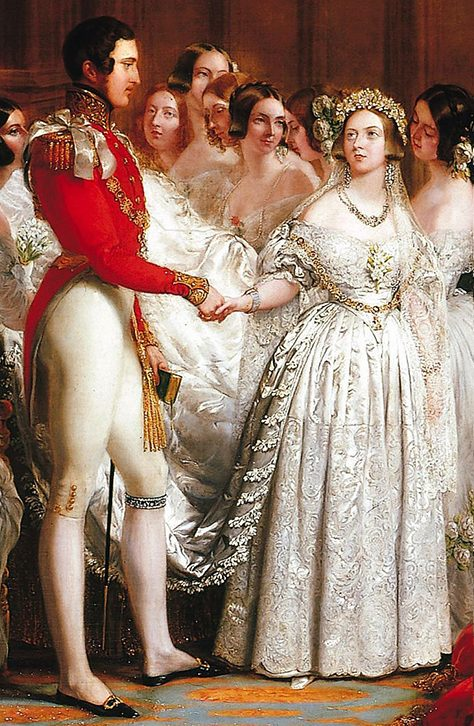 The Top Nine Royal Wedding Dresses Ever