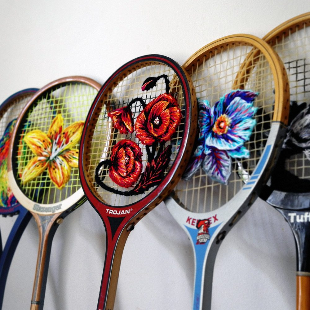 Rackets_Danielle Clough