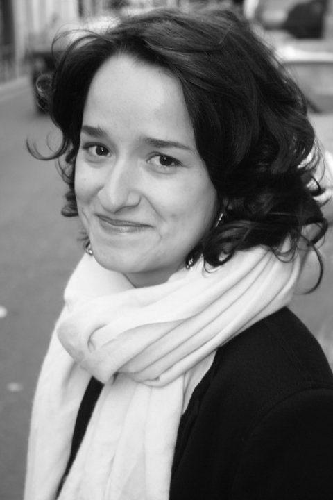 Nadia Albertini pic BW