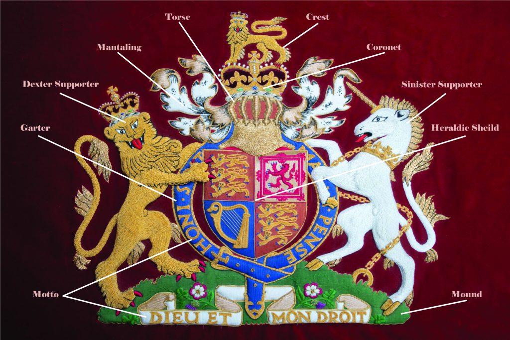 heraldic CoA article
